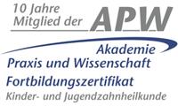 Zahnarzt Heinsberg + 10 Jahre APW-Mitglied