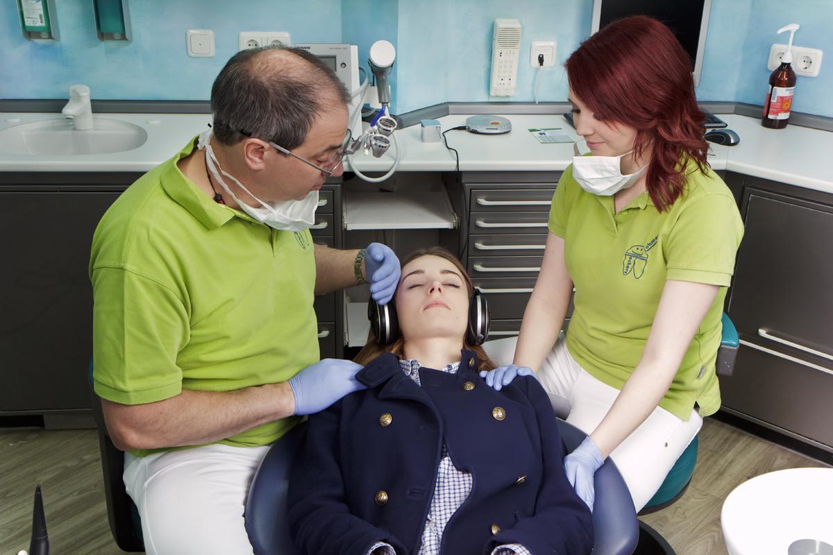 Zahnarzt Heinsberg + Zahnärztliche Hypnose