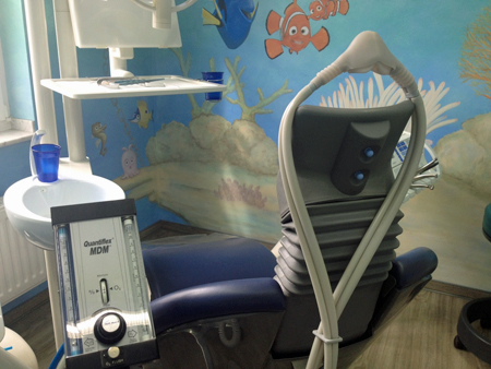 Zahnarztpraxis Heinsberg - Behandlung mit Lachgas