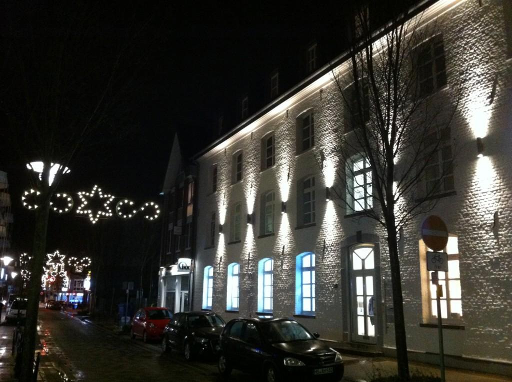 Zahnarzt Heinsberg + Weihnachtliche Beleuchtung