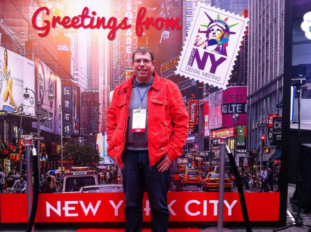 Zahnarzt Heinsberg + Besuch GNYDM 2015
