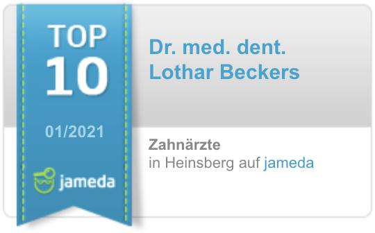 Zahnarzt Heinsberg - Jameda Top 10
